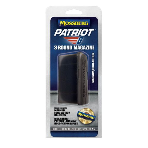 Mossberg® 4x4 Magnum Long Action 3-Round Box Magazine - view number 1