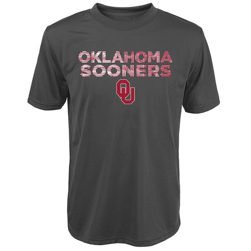 Gen2 Kids' University of Oklahoma In Motion Clima Triblend T-shirt