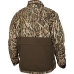 Drake Waterfowl Men's LST Heavyweight Eqwader 1/4 Zip Camo Pullover - view number 2
