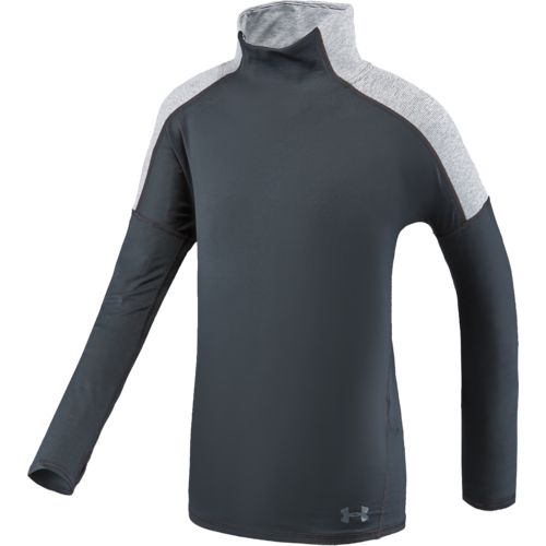 Under Armour® Girls' Armour ColdGear® Cozy Long Sleeve Top