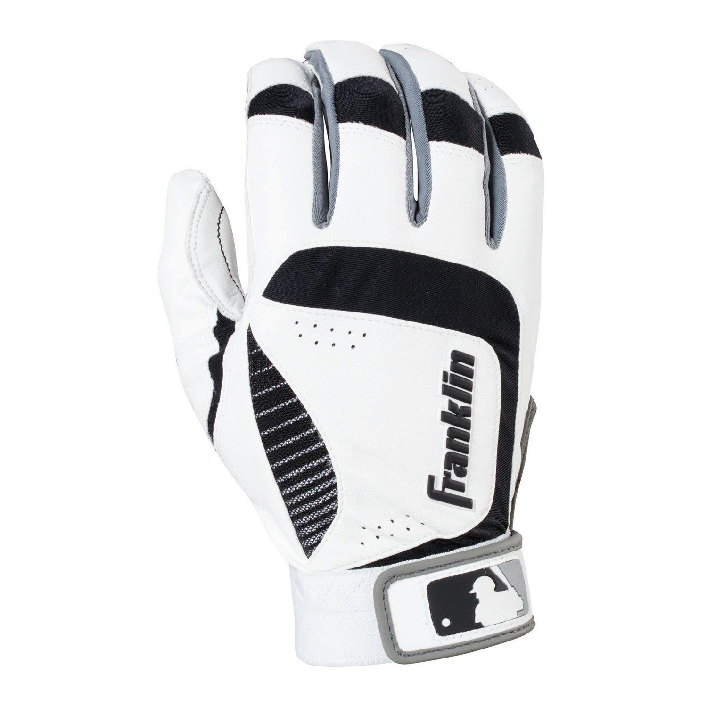 Franklin Adults' Shok-Sorb Neo Batting Gloves