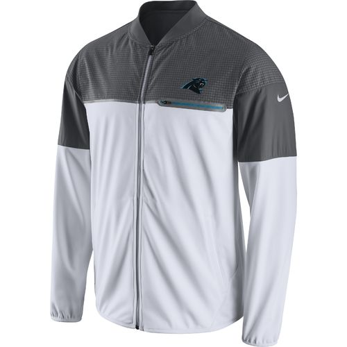 Nike Men's Carolina Panthers Player Hybrid Jacket - view number 1