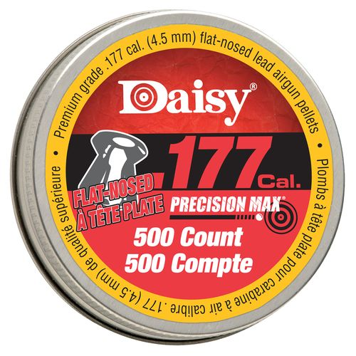 Daisy® 7597 .177 (4.5mm) Caliber Flat Pellets - view number 1