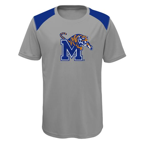 Gen2 Boys' University of Memphis Ellipse Performance Top