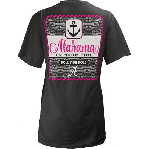 Three Squared Juniors' University of Alabama Knotty Tide