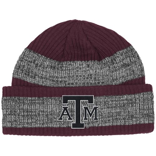 adidas™ Men's Texas A&M University Player Watch Knit Cap