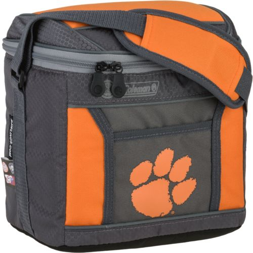 Coleman™ Clemson University 9-Can Soft-Sided Cooler - view number 1