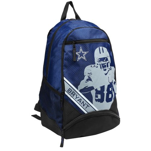 Team Beans Dallas Cowboys Dez Bryant #88 Franchise Backpack