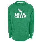 Champion™ Men's University of North Texas Raglan Pullover Hoodie