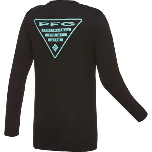 Columbia Sportswear™ Men's PFG Triangle Long Sleeve T-shirt