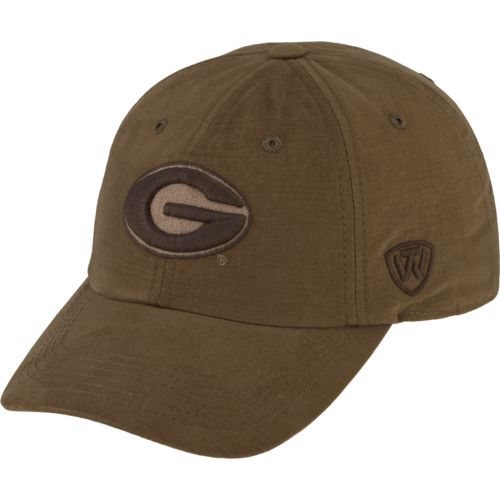 Top of the World Men's University of Georgia Bark Cap