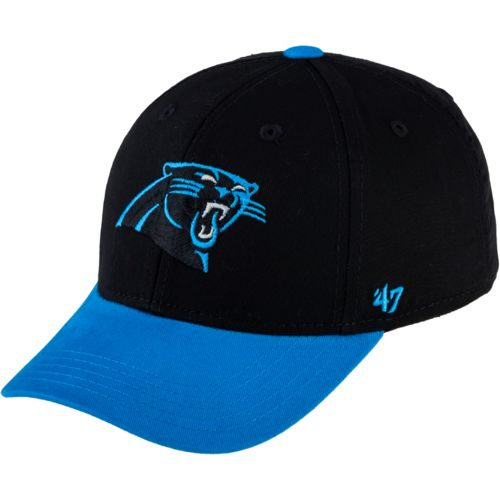 '47 Carolina Panthers Toddlers' Short Stack MVP Cap