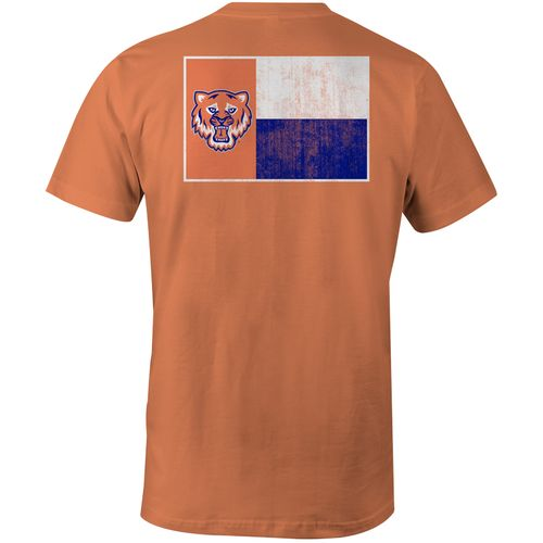 Image One Men's Sam Houston State University State Flag Comfort Color T-shirt