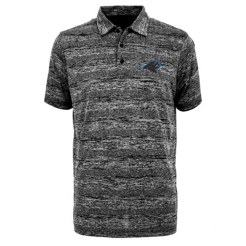 Antigua Men's Carolina Panthers Formation Polo Shirt