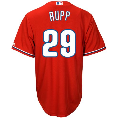 Majestic Men's Philadelphia Phillies Cameron Rupp #29 Cool Base Replica Jersey