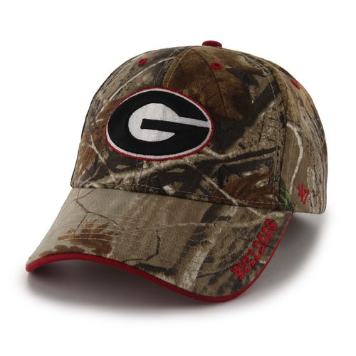 '47 Men's University of Georgia Realtree Frost Cap - view number 1