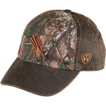 Top of the World Men's University of North Texas Driftwood Cap