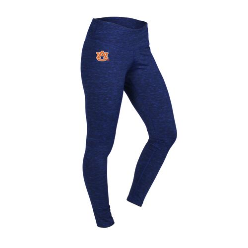 ZooZatz Women's Auburn University Space Dye Legging