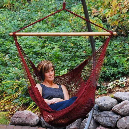 Algoma Caribbean Hammock Chair - view number 3