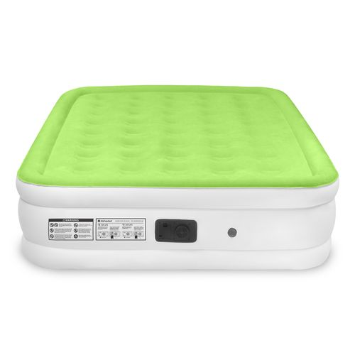 Air Comfort Dream Easy Queen-Size Raised Air Mattress with Built-In Electric Pump - view number 3