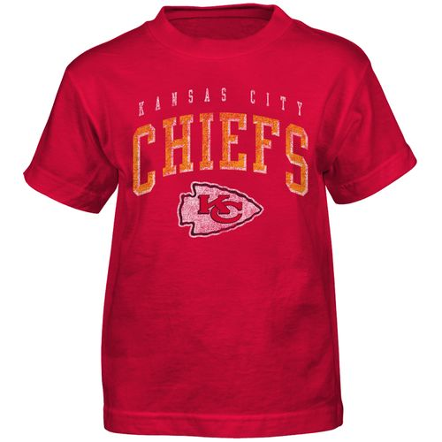 NFL Boys' Kansas City Chiefs Wheelhouse T-shirt