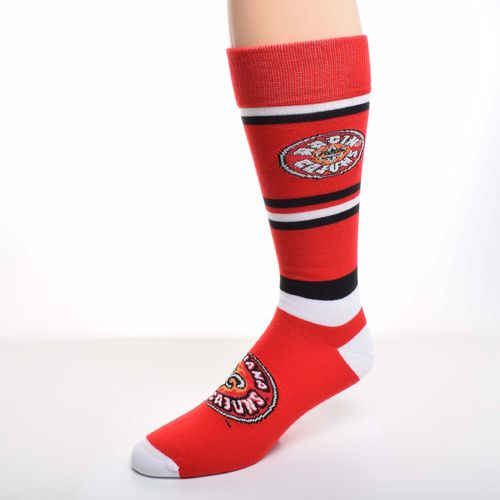For Bare Feet Men's University of Louisiana at Lafayette Dress Socks
