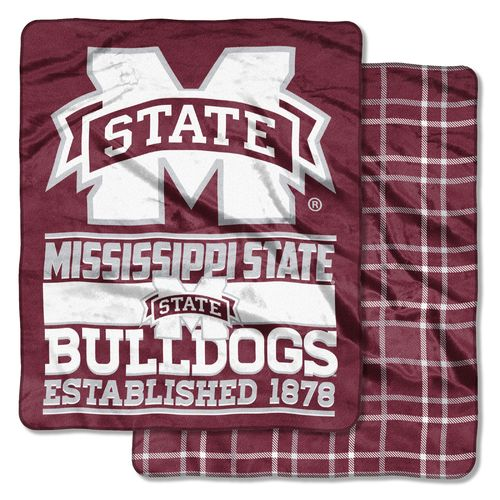 The Northwest Company Mississippi State University I-Cloud Throw