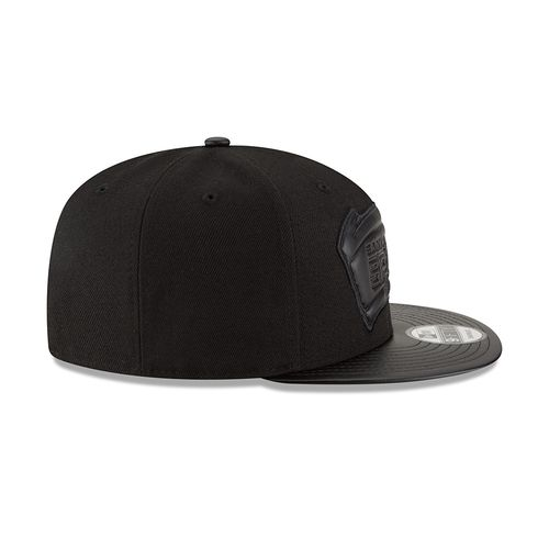 New Era Men's San Antonio Spurs Tonal Trick Snapback Cap - view number 5