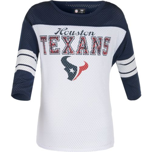 Display product reviews for G-III for Her Women's Houston Texans First Team Top