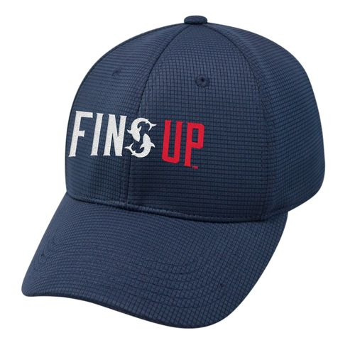 Top of the World Men's University of Mississippi Fins Up Booster Cap