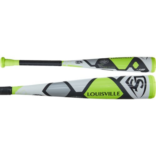 Louisville Slugger Youth Catalyst Senior League Baseball Bat -12
