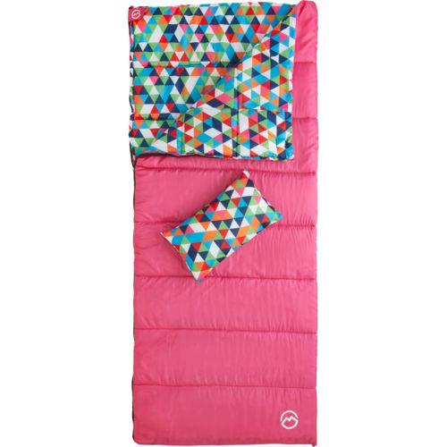 Display product reviews for Magellan Outdoors Girls' Triangle Sleeping Bag