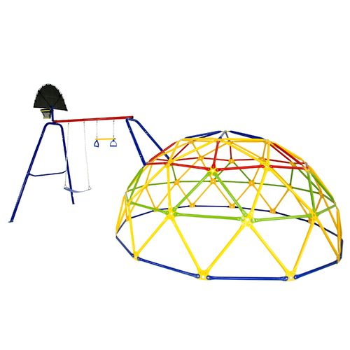 Skywalker Sports Geo Dome and Swing Set Combo - view number 4