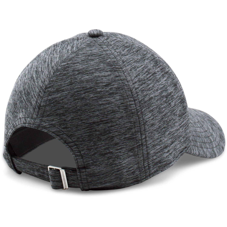 grey under armour hat