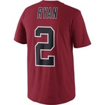 Nike Men's Atlanta Falcons Matt Ryan 2 Player Pride Name and Number T-shirt - view number 1