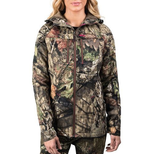 Walls Women's Insulated Camo Parka