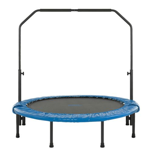 Upper Bounce® Rebounder 48' Round Mini Foldable Fitness Trampoline
