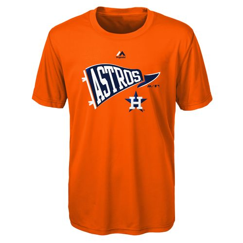 MLB Boys' Houston Astros Team Pennant T-shirt