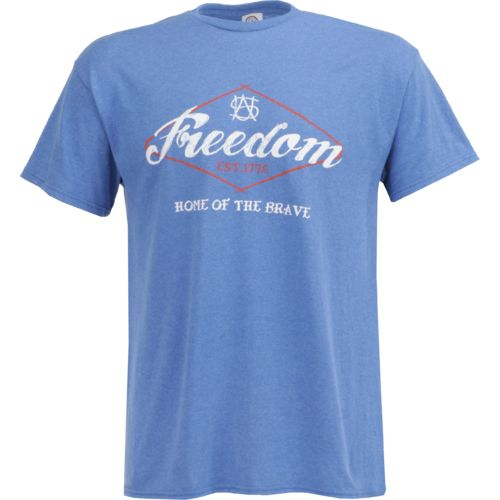 Academy Sports + Outdoors Men's Freedom Diamond T-shirt
