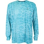 AFTCO Bluewater Men's Bushido Fishing Performance Long Sleeve T-shirt - view number 1