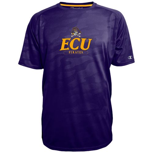 Champion™ Men's East Carolina University Impact Embossed T-shirt