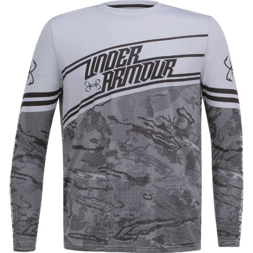 Under Armour Men's Long Sleeve Fishing Jersey