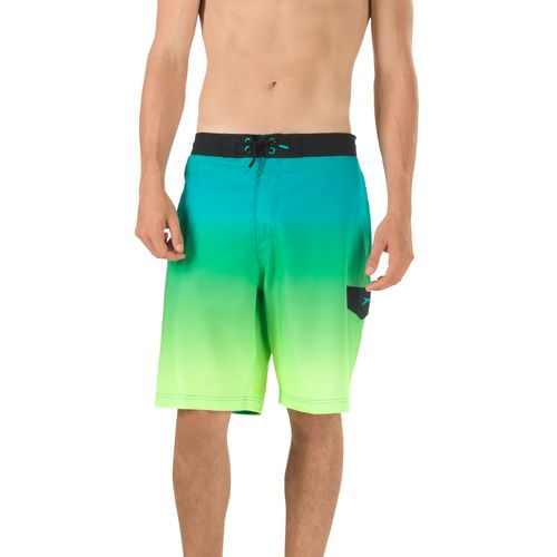 Speedo Men's Engineered Ombre E-Boardshort