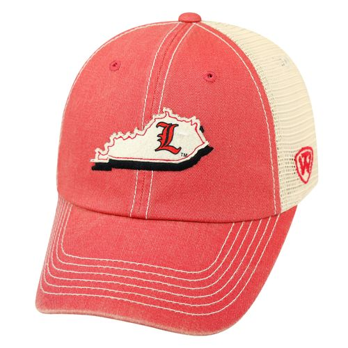 Top of the World Men's University of Louisville United Cap