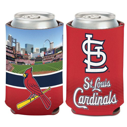 WinCraft St. Louis Cardinals MLB Stadium 12 oz Can Cooler - view number 1