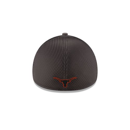 New Era Men's University of Texas Grayed Out Neo 2 Cap - view number 2