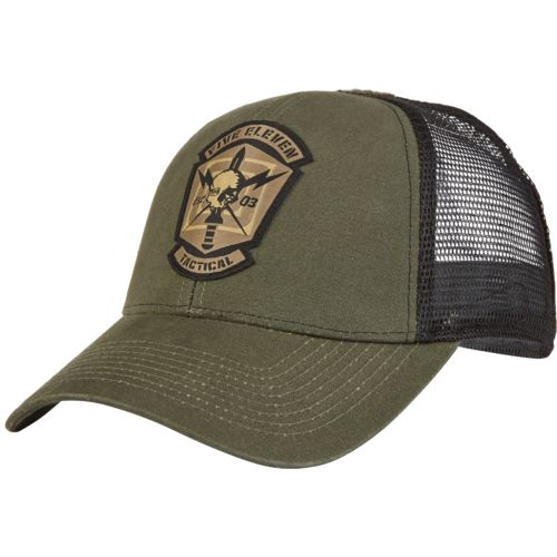 5.11 Tactical Men's Skull Meshback Cap - view number 2
