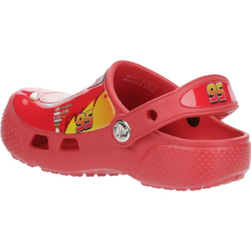 Crocs™ Boys' FunLab Cars K-Flame Clogs - view number 3