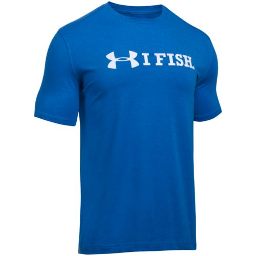 Under Armour Men's I Fish T-shirt