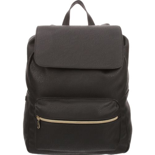 Emma & Chloe Girls' Leatherette Backpack